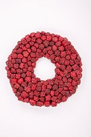 Kia Fruit Wreath 38cm Red Chilli Pepper