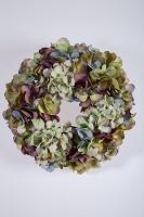 Hydrangea Wreath 30cm