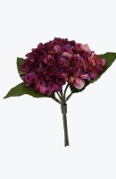 Hydrangea Bouquet x3 24cm