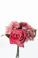 Mixed Rose Hydrangea Bouquet 21cm