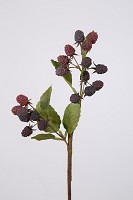 Black Berry Spray 43cm