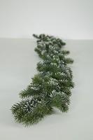 Pine Garland w/Ice 180cm